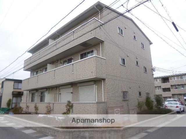 愛知県一宮市、尾張一宮駅徒歩30分の築7年 3階建の賃貸アパート