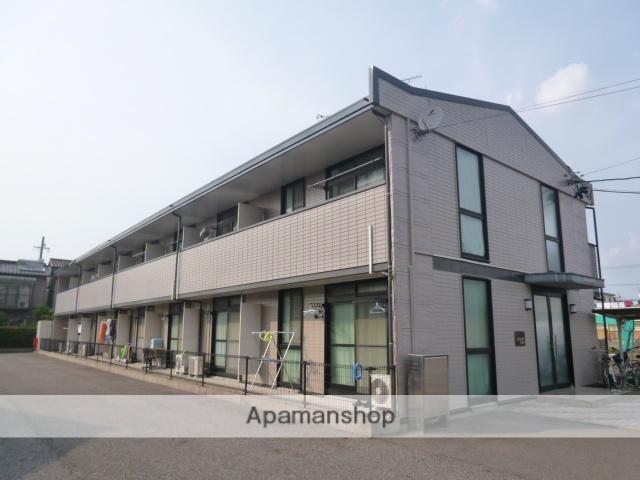 愛知県一宮市、尾張一宮駅徒歩25分の築21年 2階建の賃貸アパート