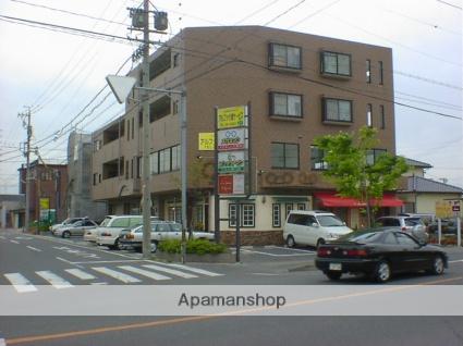 愛知県一宮市、尾張一宮駅名鉄バスバス6分印田下車後徒歩7分の築19年 4階建の賃貸マンション