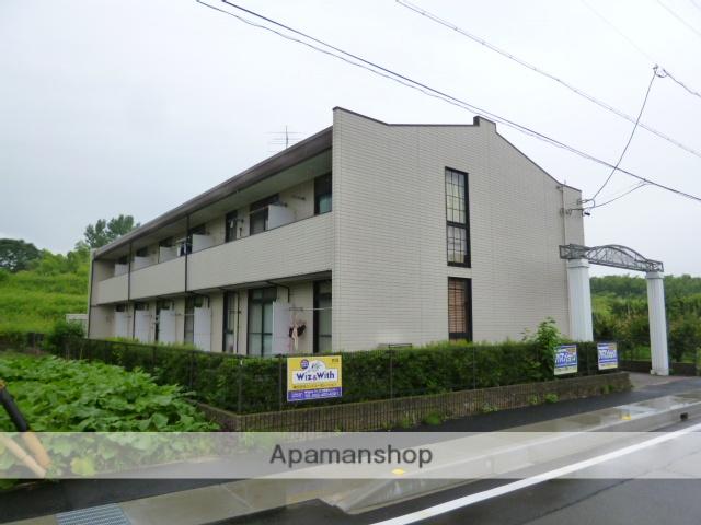 愛知県一宮市、新木曽川駅徒歩29分の築20年 2階建の賃貸アパート
