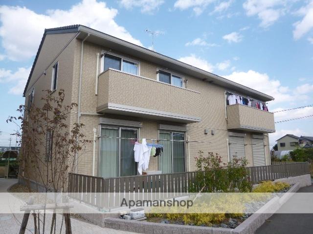愛知県一宮市、萩原駅徒歩18分の築6年 2階建の賃貸アパート