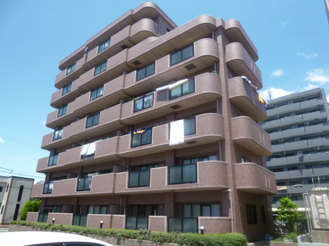 愛知県一宮市、尾張一宮駅徒歩12分の築17年 7階建の賃貸マンション