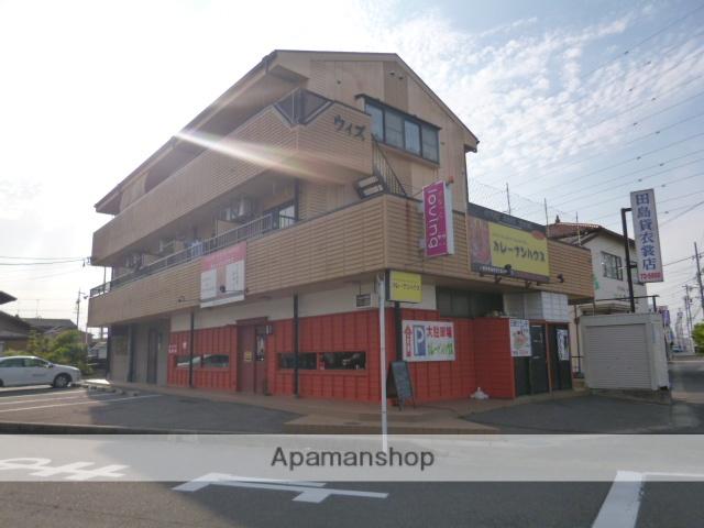 愛知県一宮市、妙興寺駅徒歩25分の築21年 3階建の賃貸アパート