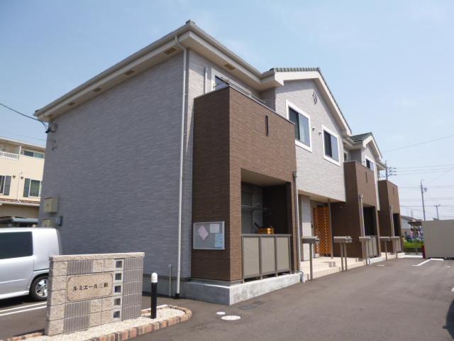 愛知県一宮市、稲沢駅徒歩33分の築5年 2階建の賃貸アパート