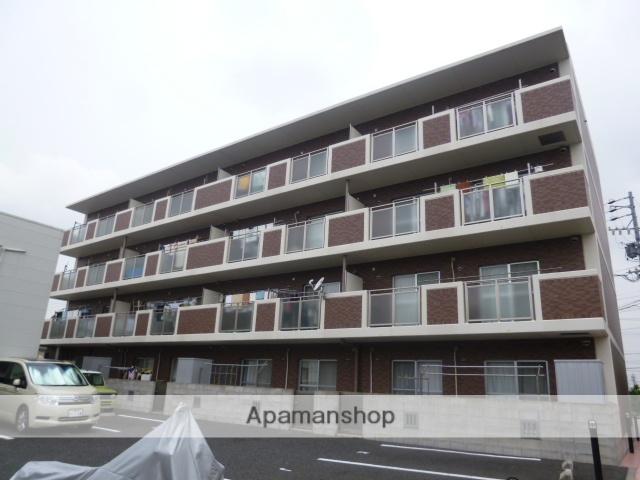 愛知県一宮市、尾張一宮駅名鉄バス15分森本下車後徒歩5分の築8年 4階建の賃貸マンション