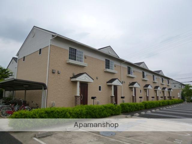 愛知県一宮市、黒田駅徒歩16分の築12年 2階建の賃貸アパート