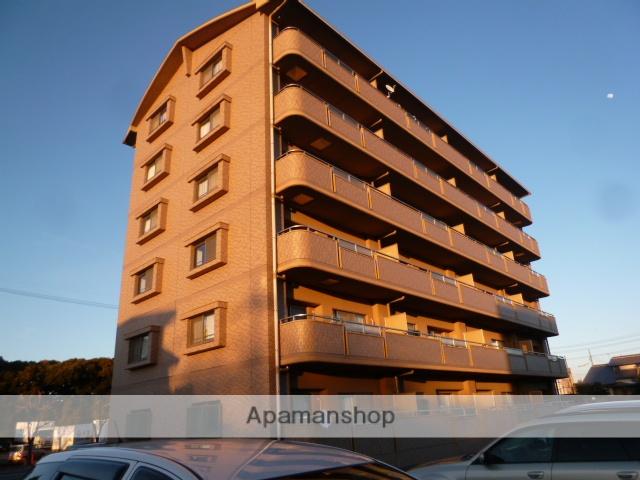 愛知県一宮市、尾張一宮駅徒歩16分の築16年 6階建の賃貸マンション