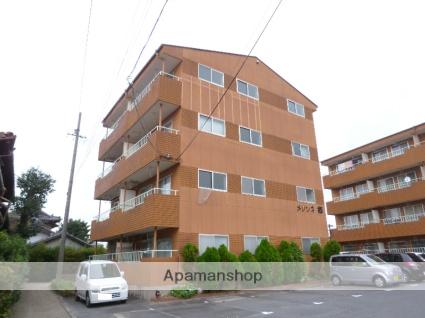 愛知県一宮市、石仏駅徒歩14分の築25年 4階建の賃貸マンション
