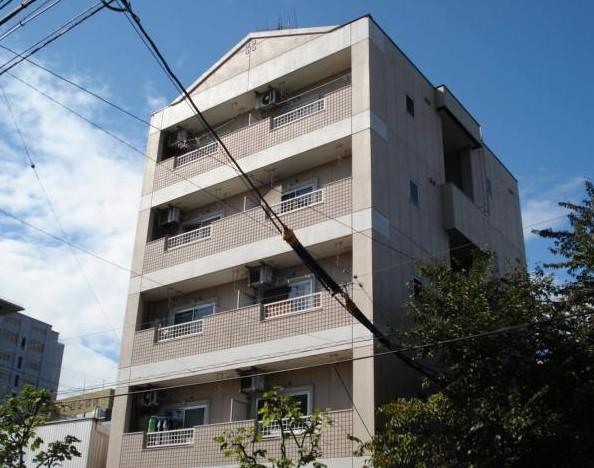 愛知県一宮市、尾張一宮駅徒歩15分の築27年 5階建の賃貸マンション