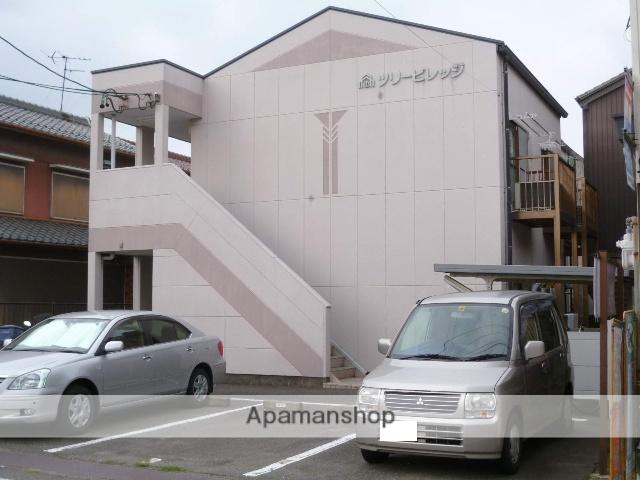 愛知県一宮市、尾張一宮駅徒歩18分の築20年 2階建の賃貸マンション