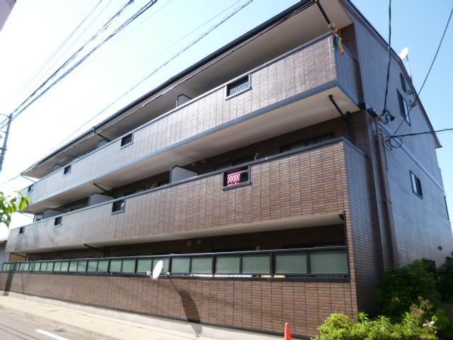 愛知県一宮市、布袋駅徒歩49分の築16年 3階建の賃貸マンション