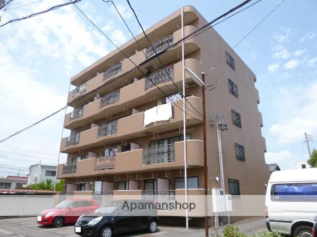 愛知県一宮市、尾張一宮駅徒歩25分の築19年 5階建の賃貸マンション