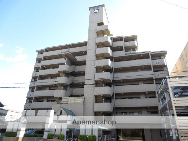 愛知県一宮市、尾張一宮駅徒歩11分の築18年 8階建の賃貸マンション