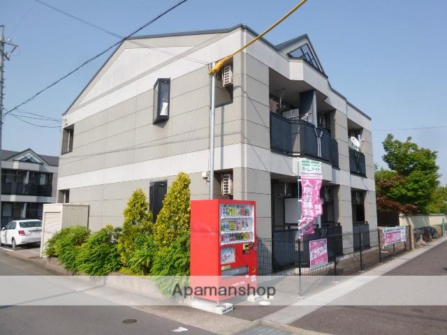 愛知県一宮市、尾張一宮駅徒歩36分の築11年 2階建の賃貸アパート