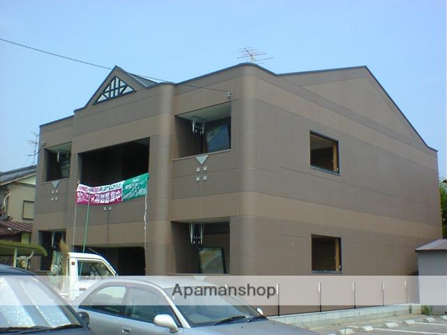 愛知県一宮市の築16年 2階建の賃貸マンション