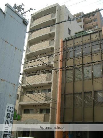 愛知県名古屋市東区、栄町駅徒歩11分の築9年 8階建の賃貸マンション