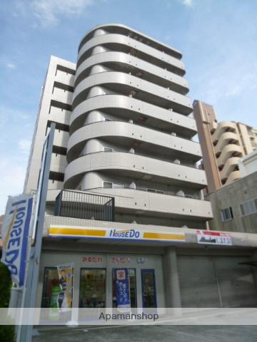 愛知県名古屋市北区、上飯田駅徒歩27分の築25年 9階建の賃貸マンション