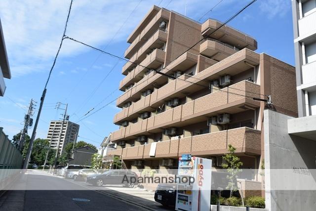 愛知県名古屋市北区、上飯田駅徒歩4分の築14年 8階建の賃貸マンション