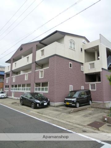 愛知県名古屋市北区、比良駅徒歩15分の築7年 3階建の賃貸マンション
