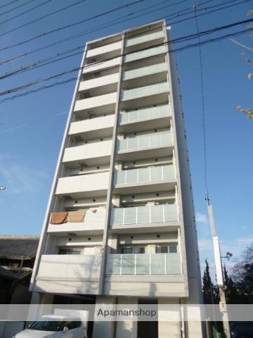 愛知県名古屋市北区、上飯田駅徒歩12分の築3年 10階建の賃貸マンション