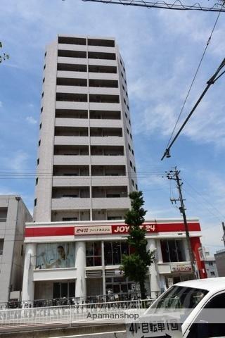 愛知県名古屋市北区、志賀本通駅徒歩14分の築9年 13階建の賃貸マンション