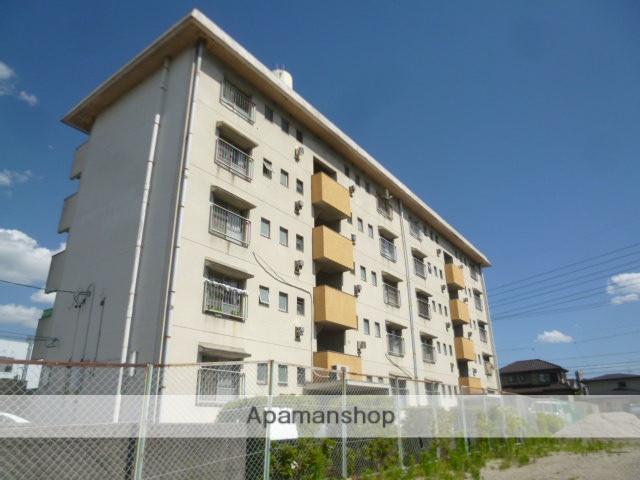 愛知県名古屋市北区、味鋺駅徒歩30分の築40年 5階建の賃貸マンション