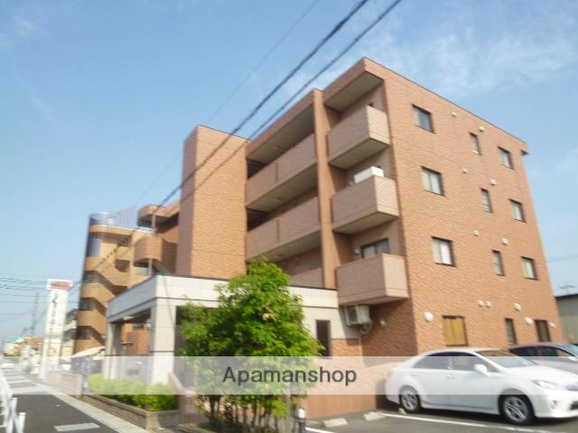 愛知県名古屋市北区、味美駅徒歩29分の築12年 4階建の賃貸マンション