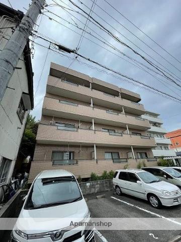 愛知県名古屋市北区、上飯田駅徒歩12分の築24年 4階建の賃貸マンション