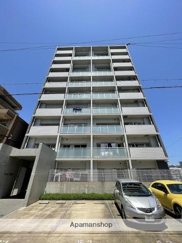 愛知県名古屋市北区、平安通駅徒歩13分の築10年 10階建の賃貸マンション