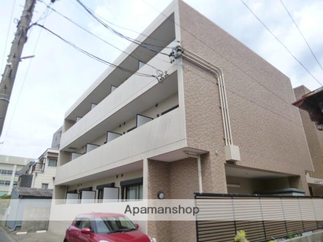 愛知県名古屋市北区、尼ヶ坂駅徒歩8分の築19年 3階建の賃貸マンション