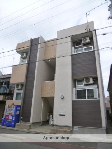 愛知県名古屋市北区、尼ヶ坂駅徒歩6分の築4年 2階建の賃貸アパート