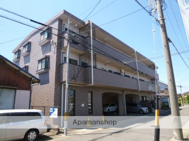 愛知県名古屋市北区、味美駅徒歩32分の築15年 3階建の賃貸マンション
