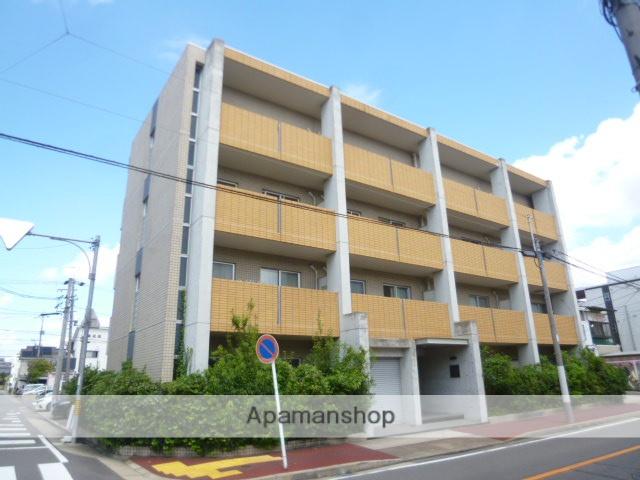 愛知県名古屋市北区、志賀本通駅徒歩17分の築16年 4階建の賃貸マンション