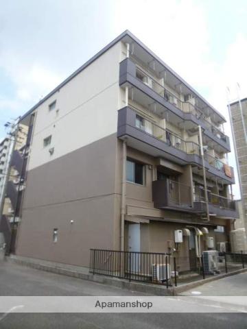 愛知県名古屋市北区、志賀本通駅徒歩27分の築36年 4階建の賃貸マンション