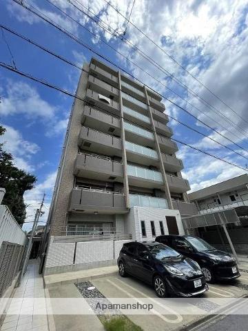 愛知県名古屋市北区、上飯田駅徒歩15分の築6年 8階建の賃貸マンション