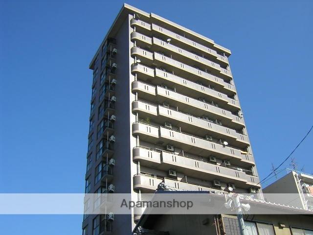 愛知県名古屋市西区、黒川駅徒歩15分の築22年 14階建の賃貸マンション