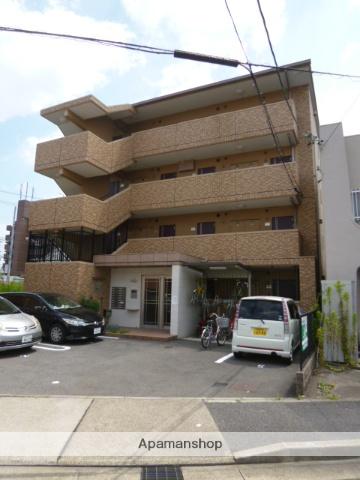 愛知県名古屋市北区、志賀本通駅徒歩25分の築9年 4階建の賃貸マンション