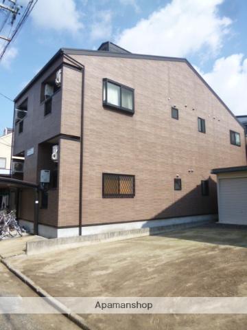 愛知県名古屋市北区、尼ヶ坂駅徒歩10分の築15年 2階建の賃貸アパート