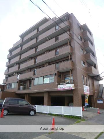 愛知県名古屋市北区、黒川駅徒歩16分の築26年 7階建の賃貸マンション