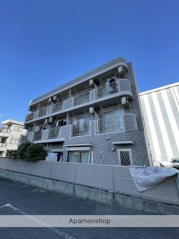 愛知県名古屋市北区、上飯田駅徒歩16分の築12年 3階建の賃貸マンション