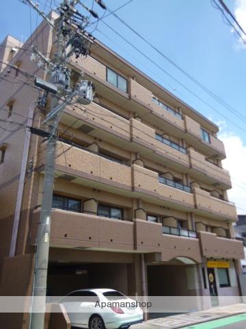 愛知県名古屋市北区、志賀本通駅徒歩13分の築20年 5階建の賃貸マンション