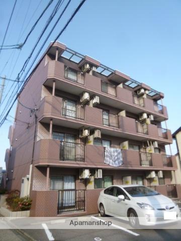 愛知県名古屋市北区、志賀本通駅徒歩8分の築23年 4階建の賃貸マンション