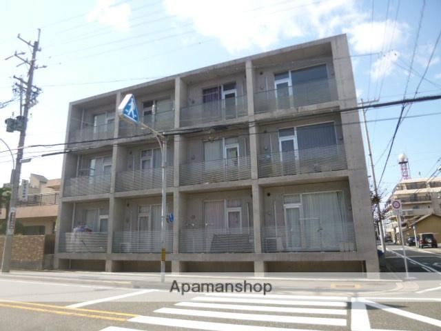 愛知県名古屋市北区、尼ヶ坂駅徒歩13分の築13年 3階建の賃貸マンション