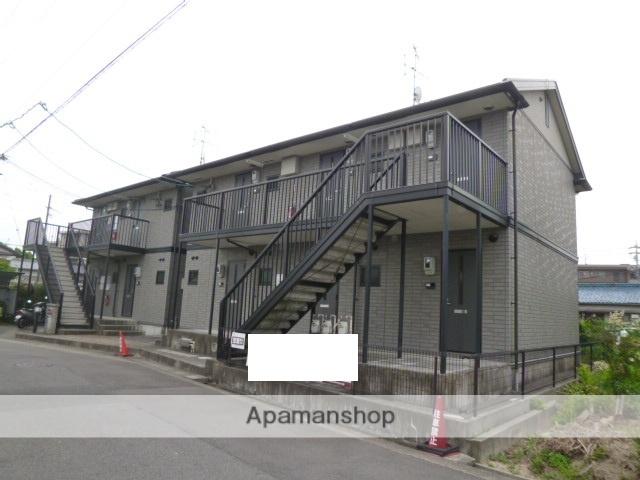 愛知県名古屋市北区、味美駅徒歩26分の築16年 2階建の賃貸アパート