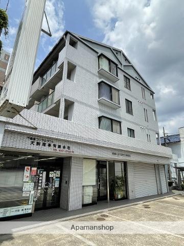 愛知県名古屋市北区、上飯田駅徒歩22分の築26年 4階建の賃貸マンション