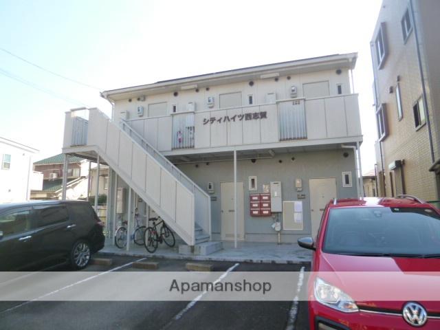 愛知県名古屋市北区、黒川駅徒歩12分の築25年 2階建の賃貸アパート