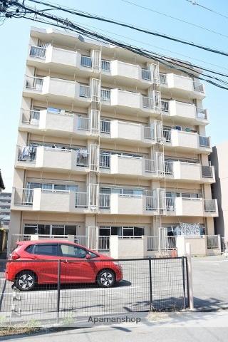 愛知県名古屋市北区、上飯田駅徒歩12分の築42年 6階建の賃貸マンション