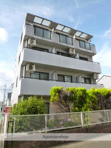 愛知県名古屋市北区、志賀本通駅徒歩16分の築20年 4階建の賃貸マンション