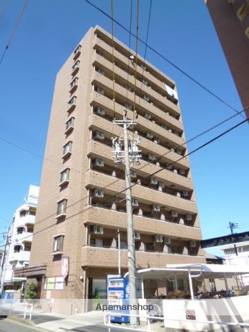 愛知県名古屋市東区、森下駅徒歩12分の築10年 10階建の賃貸マンション