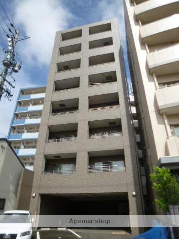 愛知県名古屋市北区、平安通駅徒歩12分の築12年 8階建の賃貸マンション